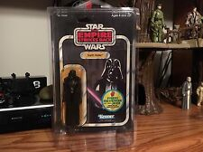 Vintage Star Wars Darth Vader ESB 40 back MOC