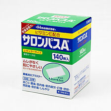 Japan Hisamitsu SALONPAS Ae 140 sheets Pain Relief Patch