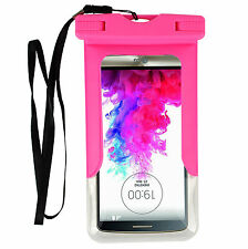 """6.5"""" Dry Bag Pouch Waterproof Case For iPhone 6S plus  Samsung galaxy s7 / LG G5"""