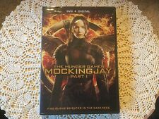 New in Package DVD.  THE HUNGER Games.  MICKINGJAY PART 1.