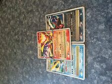 Pokemon3 Level X Cards: Infernape, Darkrai, & Empoleon  All near mint condition