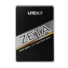 LITEON ZETA 128GB SSD SATA3 2.5 inches SSD 128GB Solid State Drive LCH-128V2S