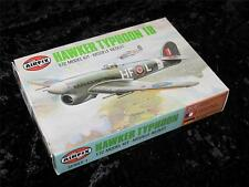 Airfix 1/72 Scale Model Aircraft Kit HAWKER TYPHOON IB New in Type 6 Box