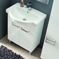 Waschbecken Gäste WC WB-Unterschrank Waschtisch Badmöbel Hochglanz Badezimmer