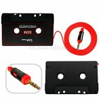 Cassette Car Audio Stereo Tape Adapter for iPod iPhone MP3 AUX CD Player 3.5mm