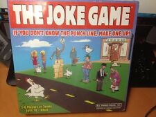 The Joke Game Board 3-6 players ages 16-adult NEW SEALED