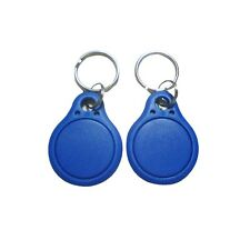 10pcs RFID IC NFC TAG Key Tags Keyfobs Token Keychain Mifare 13.56MHz
