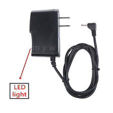 "1A AC/DC Wall Charger Power ADAPTER For HKC ClickN Kids 7"" Tablet CKP774 PR BL W"