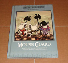 2014 FCBD Mouse Guard Labyrinth & Other Stories HC 1st Print Free Comic Book Day