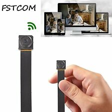 Micro Spy Camera,FSTCOM HD Mini Hidden Spy Camera P2P Wireless Wi-fi Real-time