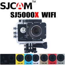 Genuine SJCAM SJ5000x Elite WiFi Sony Sensor 4K Diving Sports Action DV Camera