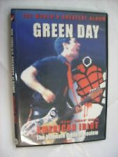 GREEN DAY - AMERICAN IDIOT THE ULTIMATE CRITICAL REVIEW - DVD NEW SEALED