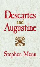 Descartes and Augustine by Stephen Philip Menn and Stephen Menn (2002,...