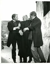 BROKK WILLIAMS ANDRE MORELL THE PLAGUE OF ZOMBIE  1966 PHOTO ORIGINAL HAMMER