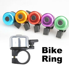 Bike Cycling Sound Bell Horn Bicycle Ring Handlebar Alarm Outdoor Sports Tools