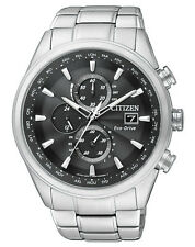 "CITIZEN ELEGANT CHRONO FUNK HERRENUHR ""AT8011-55E""   NEUWARE"