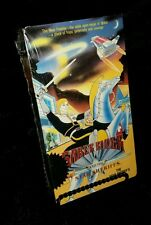 VTG Saber Rider and the Star Sheriffs 1987 VHS NEW SEALED