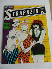 Ms Strapazin No. 8 - Comic Art magazin