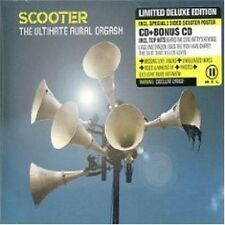 "SCOOTER ""THE ULTIMATE AURAL ORGASM"" CD LTD. EDITION NEU"