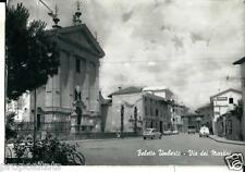 ud 199 1956 TAVAGNACCO (Udine) Feletto Umberto Via dei Martiri  viagg. Ed.Zilli