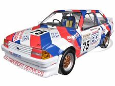 1988 FORD ESCORT MKIII RS1600i #75 MARK GODDARD BRITISH 1/18 SUNSTAR 4966