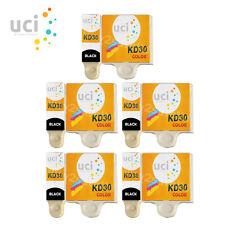 10 Ink Kodak 30 XL Black & Colour Replace for ESP 1.2 C110 C310 C315 Printer