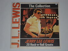 JERRY LEE LEWIS -The Collection - 20 Rock 'n' Roll Greats- LP