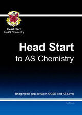 AS Level Chemistry Head Start by CGP Books (Paperback, 2003)
