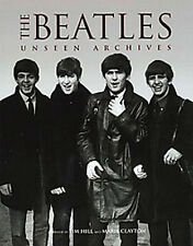 BEATLES 2004 Unseen Archives 1st EDITION Paperback BOOK
