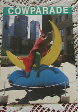 vintage cow parade Hey-diddle-diddle chicago illinois 1999