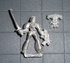 40k Sisters of Battle Female Space Marine Metal GW OOP (Rogue Trader Gabs)
