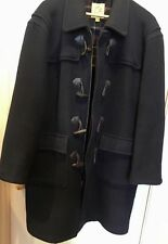 Mens Brooks Brothers 346 Duffle Coat Horn Toggles Size Large L EUC !