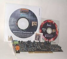 Creative Sound Blaster Low Profile Audigy SE PCI sound card NEW!!!!