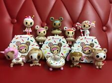 Tokidoki: Donutella And Her Sweet Friends Blind Box: Set Of 10: No Chaser