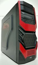 SUPER VELOCE Gaming Computer PC Processore Intel Core i5 QUAD 2400 @ 3.10ghz 1tb 8gb RAM win10