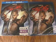 300: Rise of an Empire (Blu-ray/DVD+Digital Copy,2014,2-Disc) NEW; I Ship Faster