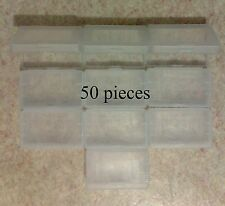 50 Cartridge cases for Game Boy Advance GBA - game, protection plastic box SP