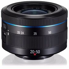 Samsung NX 20-50mm f/3.5-5.6 II ED Lens (Black)