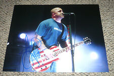 STAIND SINGER AARON LEWIS SIGNED 11X14 PHOTO W/COA COUNTRY BOY SO FAR AWAY