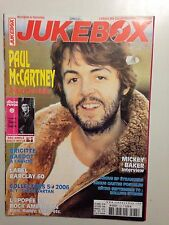 JUKEBOX MAGAZINE N°235 2006 PAUL Mc CARTNEY