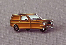 3 WHEELER IN BROWN RELIANT ROBIN