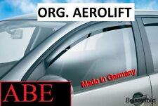 deflector de viento delantero Aerolift para Opel Meriva A hasta Año fab. 05/2010