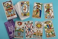 Original TAROT DE MARSEILLE JODOROWSKY & CAMOIN + instructions english français