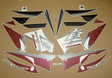 GSX 1300R Hayabusa 2006 full decals stickers graphics set kit adhesives наклейки