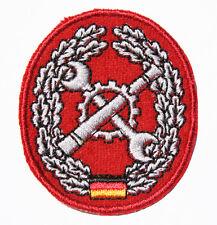 1 Aufnäher Instandsetzung Barett  Patch Abzeichen Bundeswehr Armee Heer