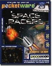 Space Racers PC Game on a Mini CD NEW
