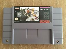 Chrono Trigger Super Nintendo SNES Game Repro