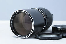 【Exc+++】 Olympus OM-System E.Zuiko Auto-T 200mm F4 MF Lens From Japan #113372