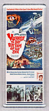 VOYAGE TO THE BOTTOM OF THE SEA - movie poster WIDE FRIDGE MAGNET - CLASSIC!