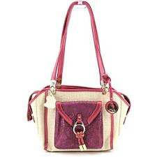 Madi Claire 3133 Women Ivory Shoulder Bag